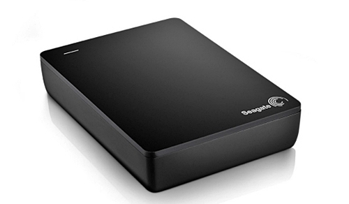 The Seagate Backup Plus Fast. (Image Source: Seagate)
