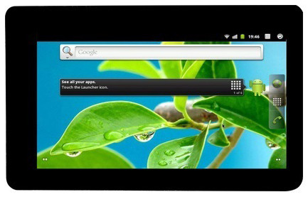 The 7-inch, $38 UbiSlate 7Ci. (Image source: Datawind.)
