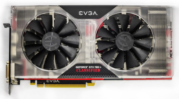 EVGA ACX Cooling with 10cm fans.