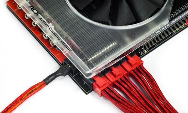 Up to 450W of Dedicated GPU Power.
