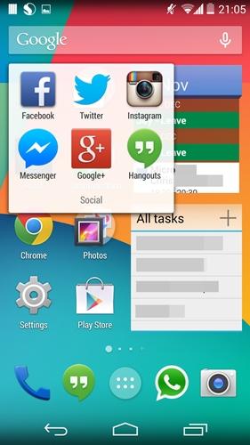 LG Nexus 5 - Hi-Five