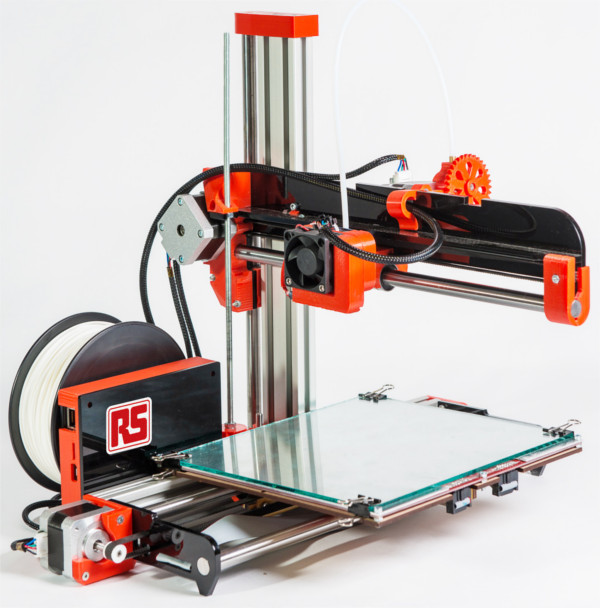 RS Components and RepRapPro Brings Affordable 3D Printing