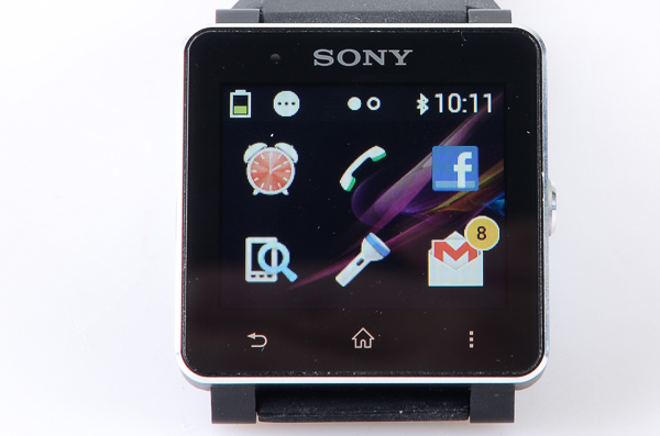 You can install additional apps on the SmartWatch 2 via the Smart Connect app on your smartphone.