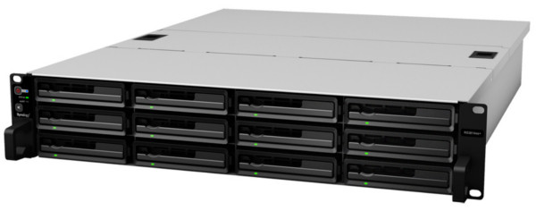 RS3614xs+. (Image source: Synology.)