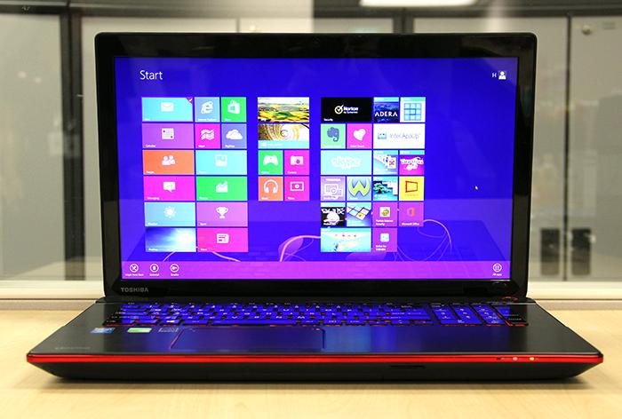 The Toshiba Qosmio X70 is the Japanese hardware giant's flagship gaming notebook.