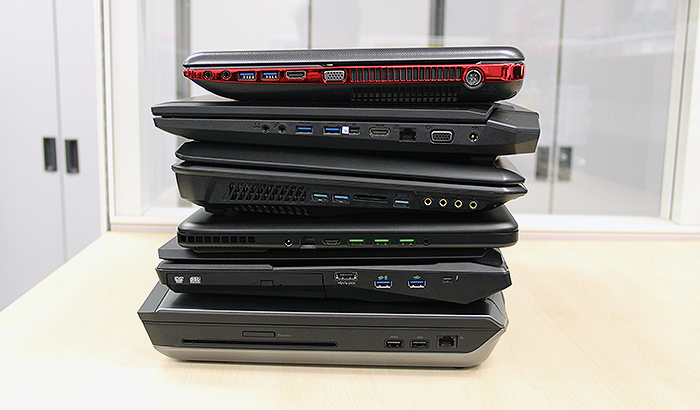Is this the gaming notebook tower of power or the powerful tower of gaming notebooks?