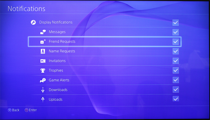 The PS3's often confusing array of menus and sub menus makes a return on the PS4.