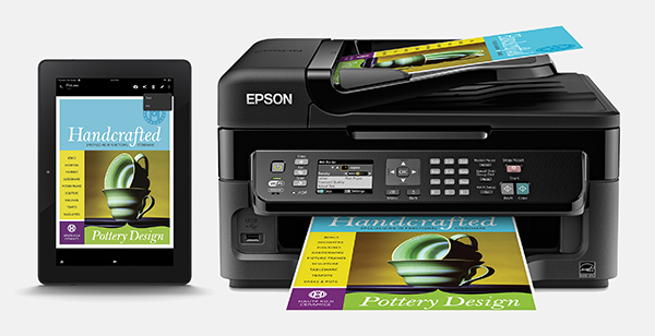 epson ignites productivity with mobile printing support on new