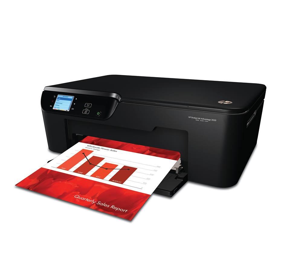 HP Deskjet Ink Advantage 3525 – PhP 6,900