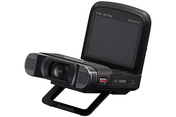 Canon Legria Mini X. (Image source: Canon.)