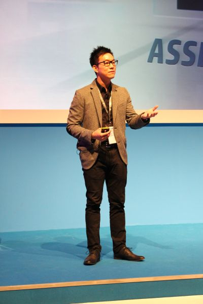 Martin Tan, Market Development Manager, Inkjet Hardware, Printing and Personal Systems Group, HP Malaysia.
