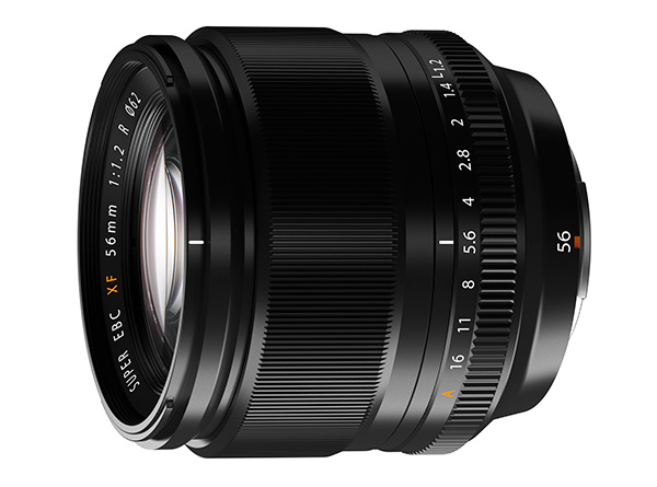 Fujifilm Introduces Fast 56mm F1 2 Portrait Lens and Adds 5