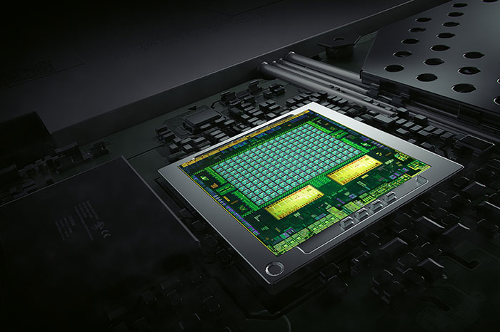 There's some truth in it when NVIDIA says that the Tegra K1 is 'impossibly advanced'. (Image source: NVIDIA.)