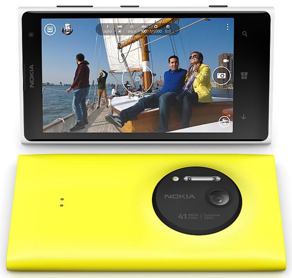 Nokia 1020. (Image source: Nokia.)