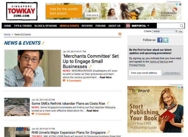 SPH Magazines Officially Launches SME Community Portal