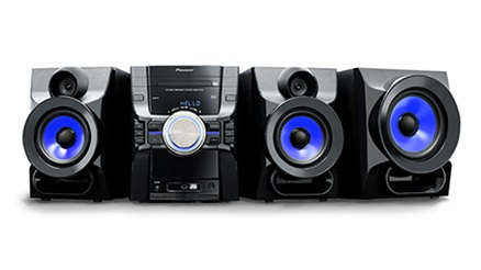 Amplify Your Home Party Anthem With Pioneer S Dvd Mini
