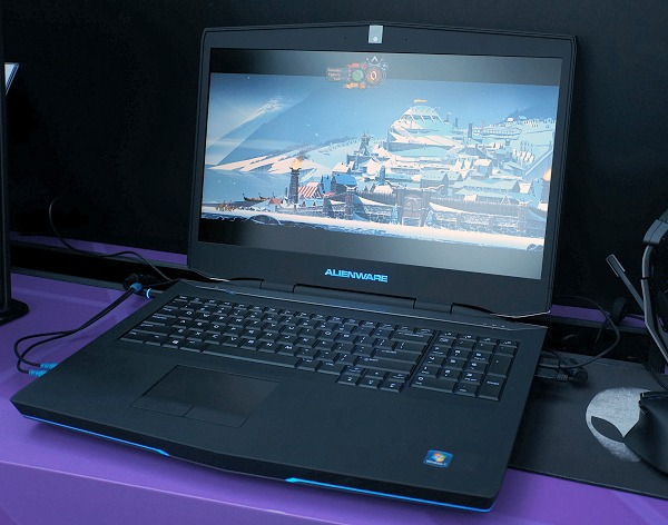 Dell's Alienware notebook is now one of the first to feature the Radeon R9 M290X GPU, but don't expect anything magical in terms of performance that has already been established by the previous generation mobile GPUs. If anything, the updated CPU platform would bring about the differentiating edge.