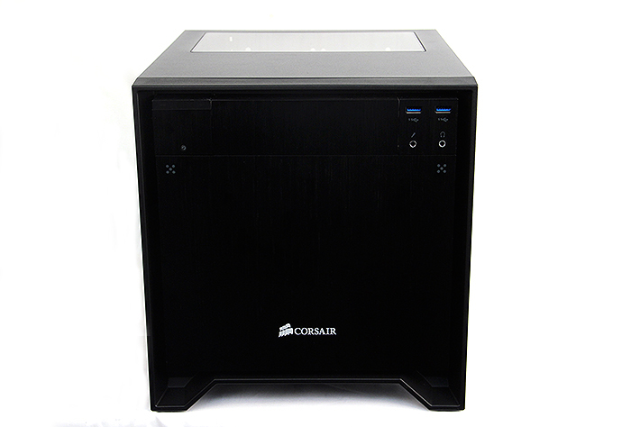 The Obsidian Series 250D is Corsair's first Mini-ITX casing.