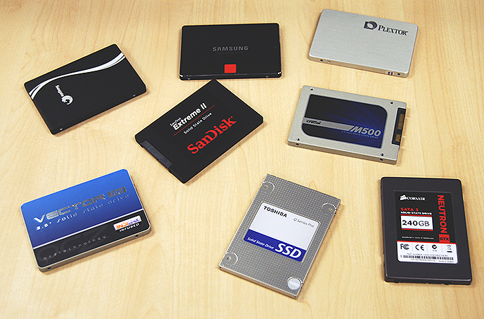 Here are eight of the fastest SSDs that were launched in the market last year.