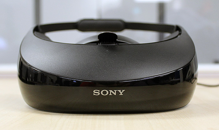 The Sony HMZ-T3 personal 3D viewer aims to let users experience a 750-inch screen at a fraction of the cost and without the need for a huge space.