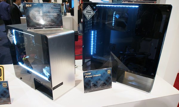 The Slickest PC Cases at CES 2014 Aren't Made by Razer