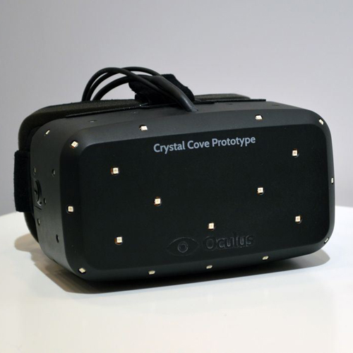After a year in the works, we've a new Oculus Rift prototype, the Crystal Cove.