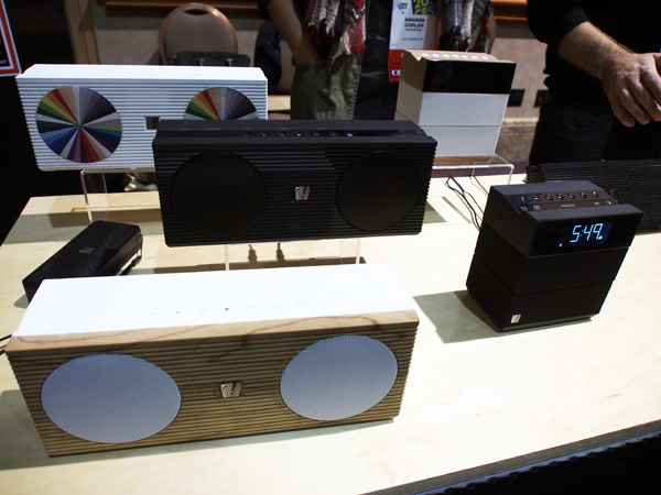 New bluetooth speakers from Soundfreaq.