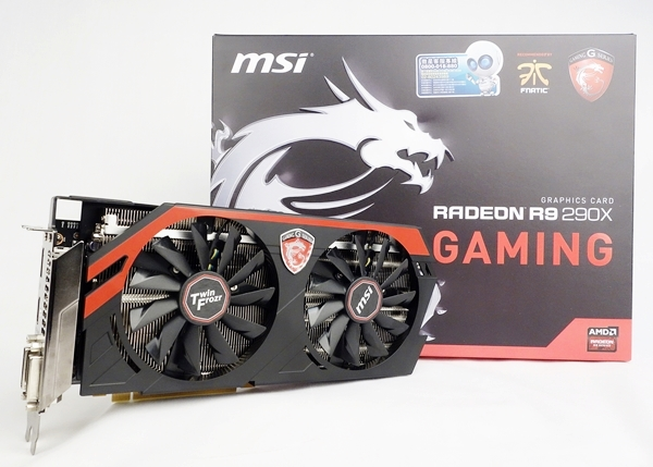 Ultimately, it was the MSI R9 290X Gaming 4G card that had our vote.