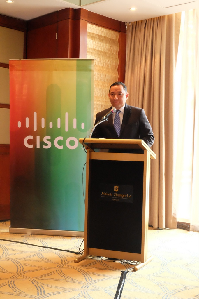 Cisco Philippines Appoints Mario Luis Castaneda As New Country
