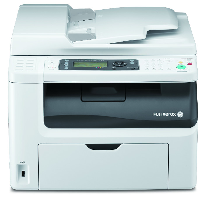 Fuji Xerox DocuPrint CM215 fw