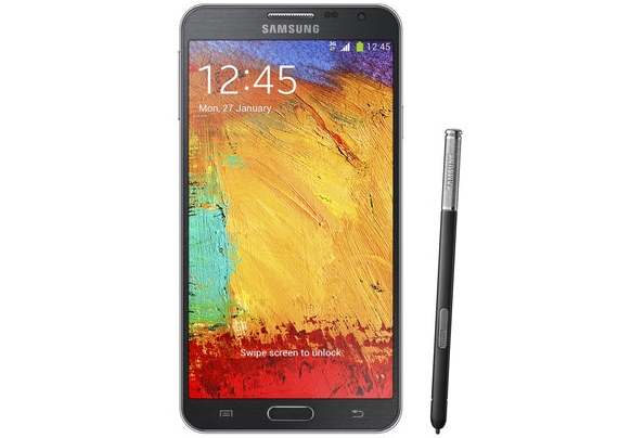This is the Samsung Galaxy Note 3 Neo. <br>Image source: Samsung Poland