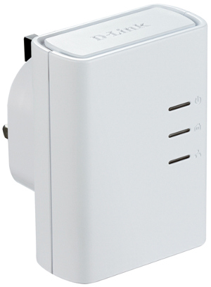 D-Link DHP-308AV (Powerline AV + Mini Adapter)