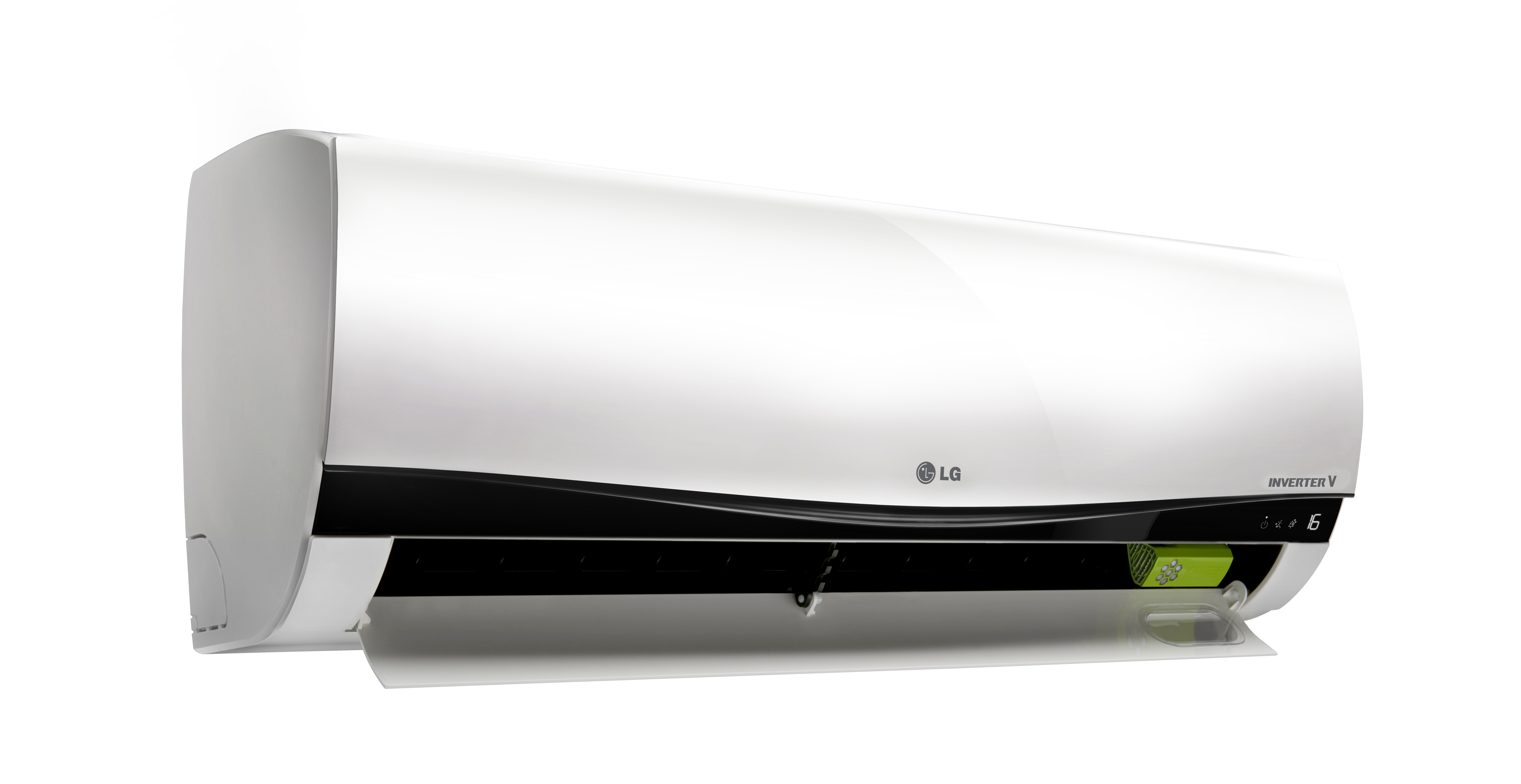 lg keeps homes cool and classy with inverter v air conditioners. Black Bedroom Furniture Sets. Home Design Ideas
