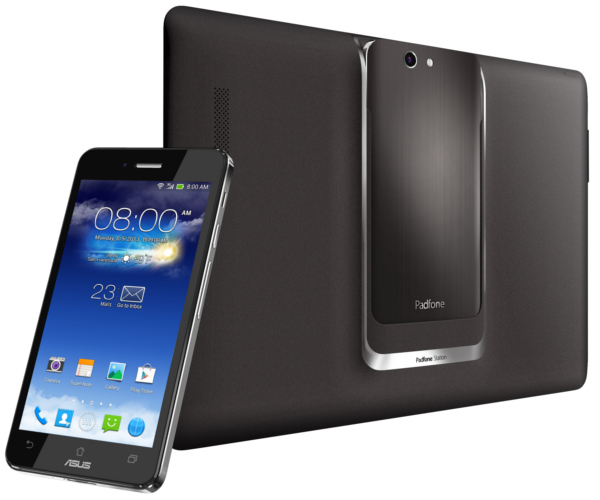 The new PadFone.