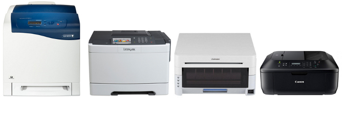 Buying the Right Printer: Inkjet, Laser, LED and More