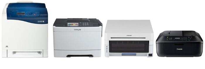 Buying the Right Printer: Inkjet, Laser, LED and More - HardwareZone