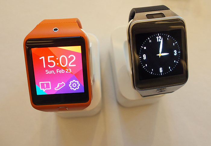Hands-on: Samsung Gear 2 & Gear 2 Neo