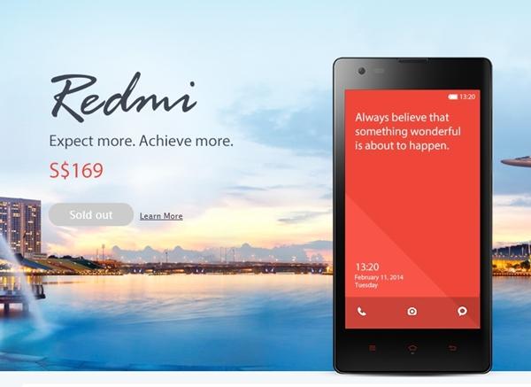 Image source: Xiaomi Singapore