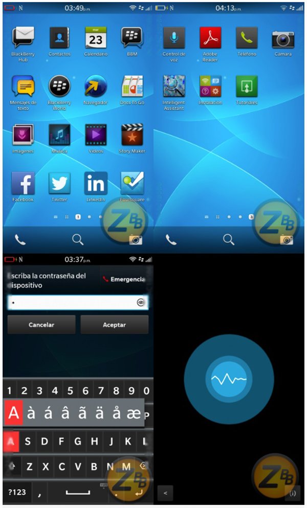 Leaked: Features in BlackBerry OS 10 3 - HardwareZone com sg
