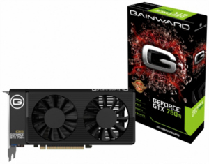 "Gainward GeForce GTX 750 Ti ""Golden Sample"""
