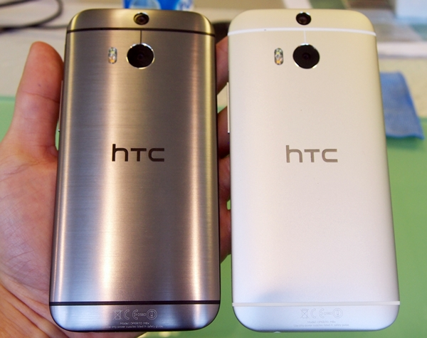 Our personal favorite is the gunmetal grey HTC One (M8). What about you?