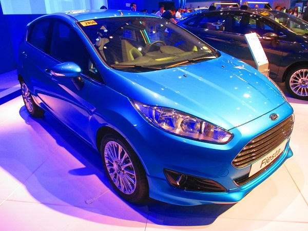 Ford Fiesta 1.0L Sport+ with EcoBoost – PhP 898,000