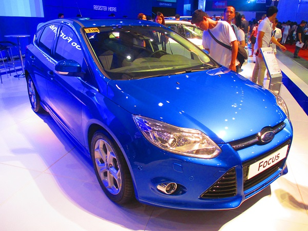 Ford Focus 2.0L Sport+ PS – PhP 1,228,000