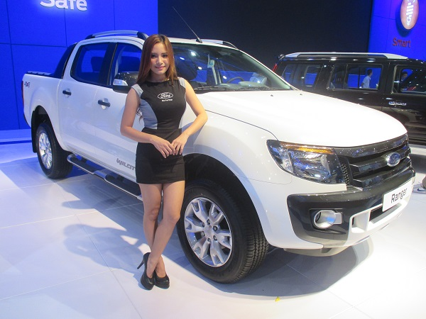 Ford Wildtrak 3.2L 4x4 AT – PhP 1,559,000