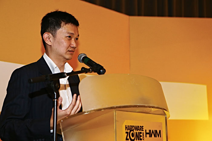 Our Group Editor, Dr. Jimmy Tang, was on hand to recap some of the milestones HWM and HardwareZone.com achieved the past year.
