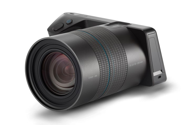 The new Illum looks more like your typical camera, and should offer better handling as a result.