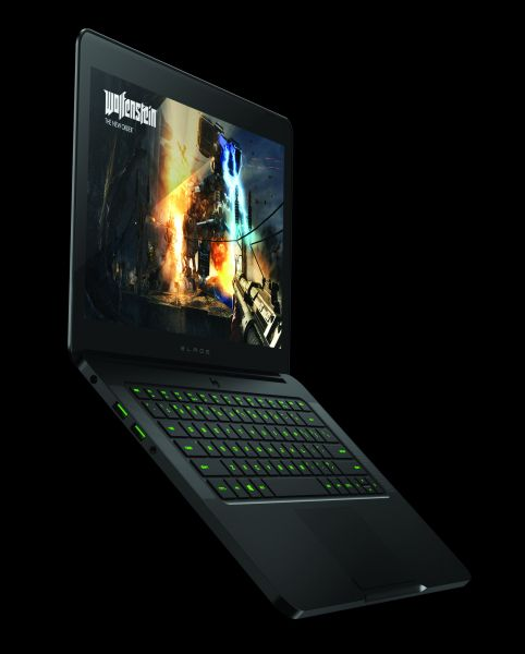 The new Razer Blade now comes with a gorgeous looking touchscreen.