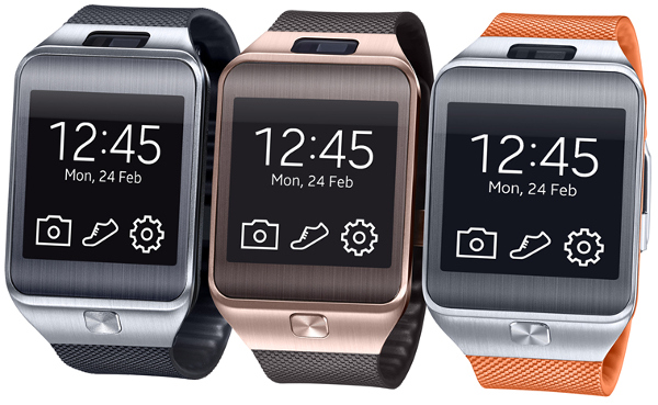 Gear 2. (Image source: Samsung)