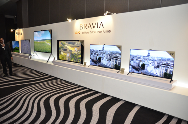 Sony Updates BRAVIA 4K Lineup for 2014 - HardwareZone com my