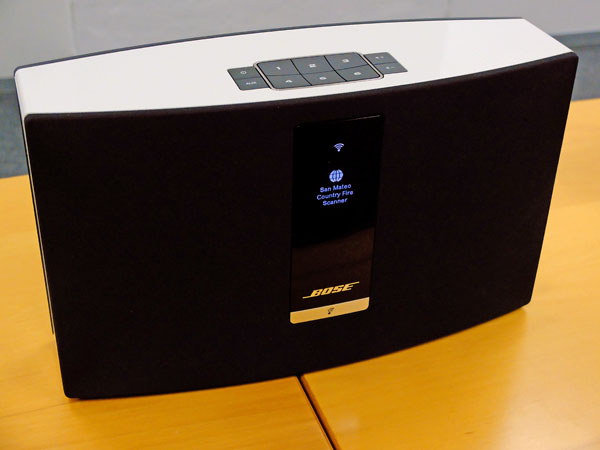 Sleek minimalist design shared by all three SoundTouch music systems.